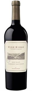 Pine Ridge Cabernet Sauvignon Napa Valley 2014 750ml
